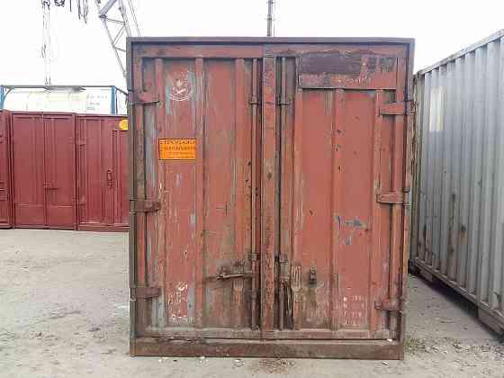 Купить контейнер 5 тонн бу в Сикон Санкт-Петербург