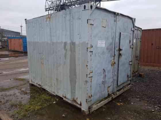 Куплю морские контейнеры б/у 20 и 40 футов на выгодных условиях Санкт-Петербург