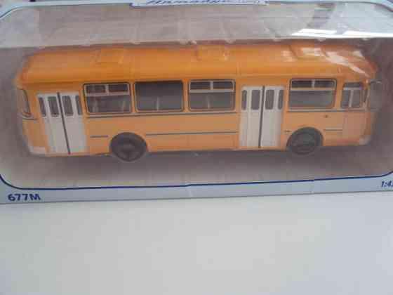 Автобус Лиаз 677м Липецк