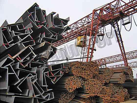 Более 100 тыс. тонн черной металлопродукции в наличии. АО Металлоторг Санкт-Петербург