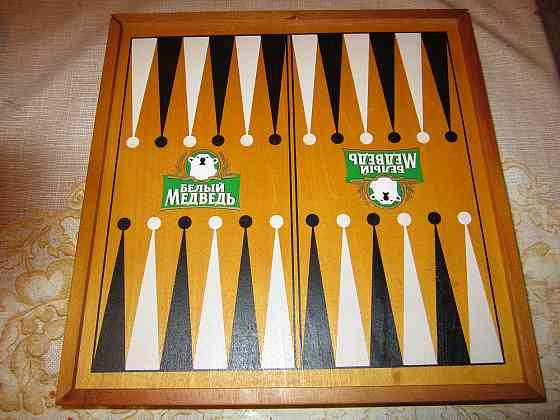 Набор настольных Игр (Нарды, шахматы, домино, карты) Волгоград