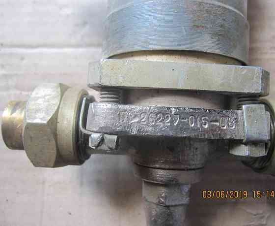 Клапан электромагнитный ПЗ 26227-015-08 Белгород