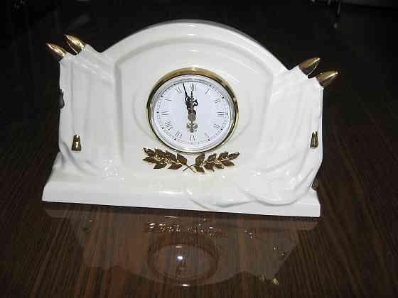 Часы настольные подарочные юбилейные Москва