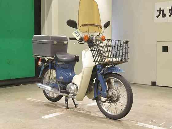 Мотоцикл дорожный Honda Super Cub E рама AA01 скутерета корзина рундук гв 1999 Москва