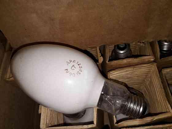 Лампа дуговая ртутная ДРЛ-125 Белгород