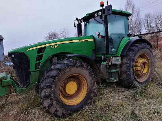Трактор JOHN DEERE 8430 Вологда