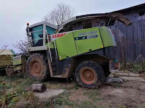 CLAAS кормоуборочный комбайн JAGUAR 850 Вологда