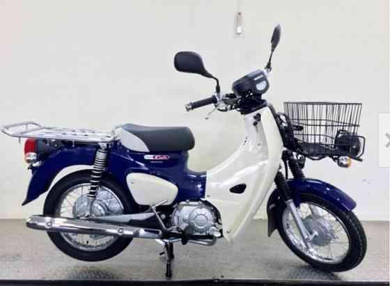 Мотоцикл дорожный Honda Super Cub PRO рама AA04 скутерета корзина багажник Новый Москва