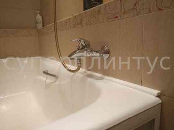 Суперплинтус – арт.СП 9 широкий бордюр для ванны. Доставка по России Санкт-Петербург