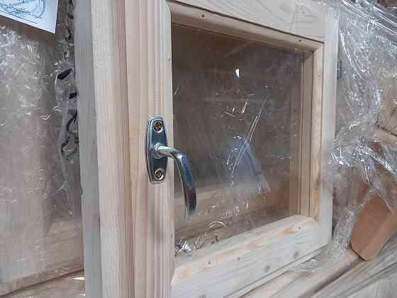 Окна для бани из хвои Санкт-Петербург