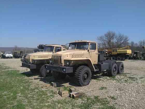 Тягач Урал-44202 Майкоп