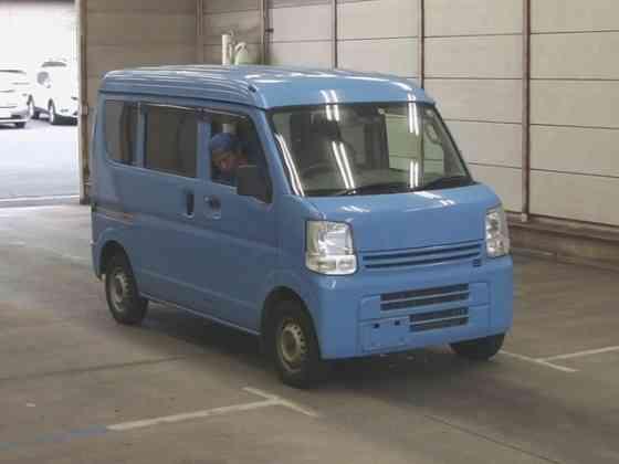 Грузопассажирский микроавтобус Suzuki Every кузов DA17V модификация PA High 4WD гв 2017 Москва