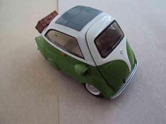 Автомобиль ISETTA 250 Липецк