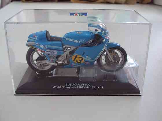 Мотоцикл SUZUKI RG 500 World Champion 1982 Липецк