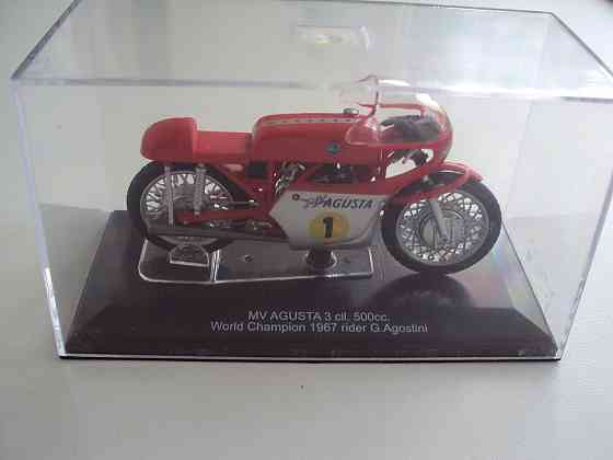 Мотоцикл AGUSTA 3500cc World Champion 1967 Липецк