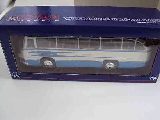 Автобус Лаз-695Б Туристический Комета Липецк