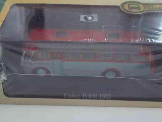 Автобус Вольво B 616 1953 Липецк