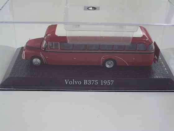 Автобус VOLVO B 375 1957 Липецк