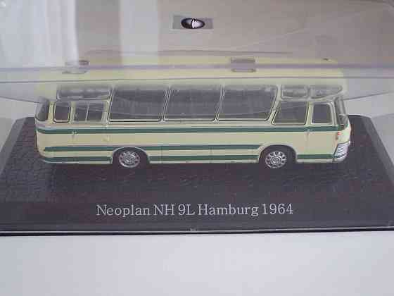 Автобус Neoplan NH 9L Hamburg 1964 Липецк