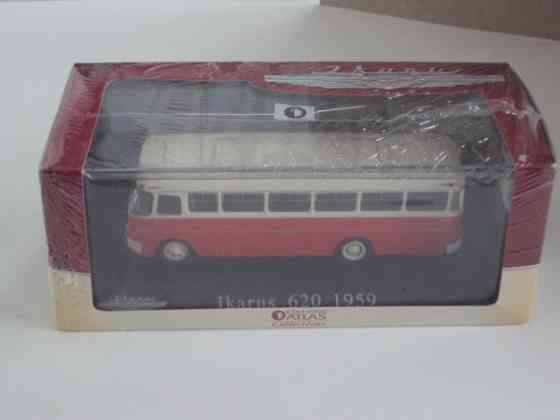 Автобус IKARUS 620 1959 Липецк