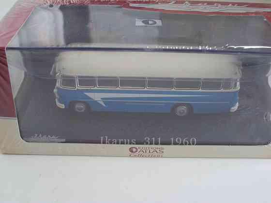 Автобус IKARUS 311 1960 Липецк