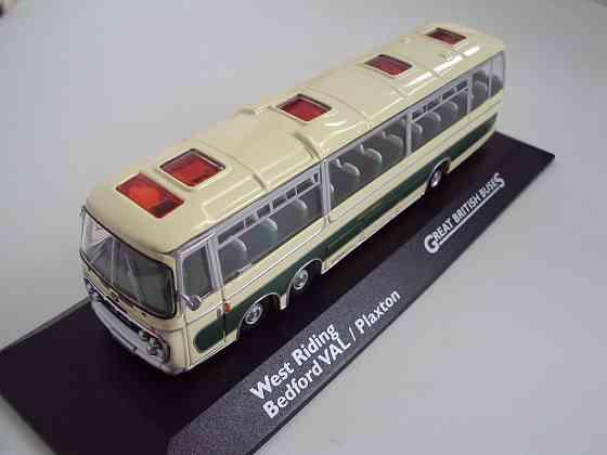 Автобус BEDFORD VAL Plaxton 1966 Липецк