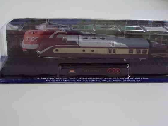 Поезд VT 11.5 1957 Липецк