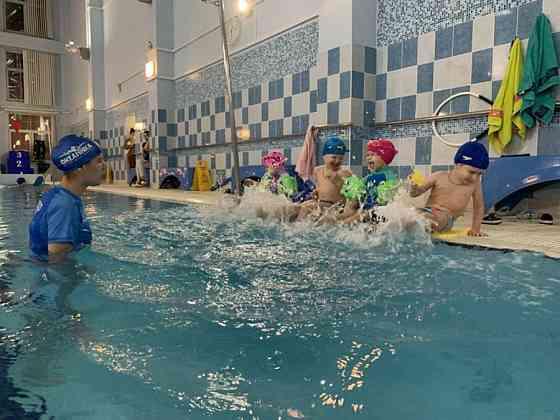 Детская школа плавания Океаника Тропарево. Занятия по плаванию Москва