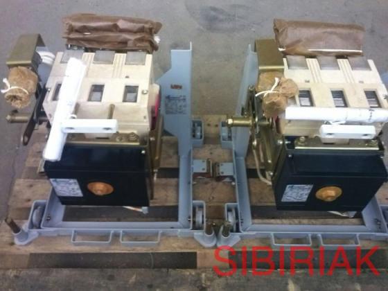 Покупаем Выключатели автоматический с электро приводом Кемерово