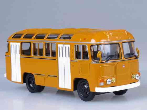 Модель автобуса паз 672 м Санкт-Петербург