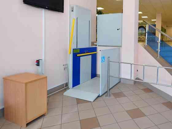 Подъемники для МГН и инвалидов по ГОСТу в Краснодаре Краснодар
