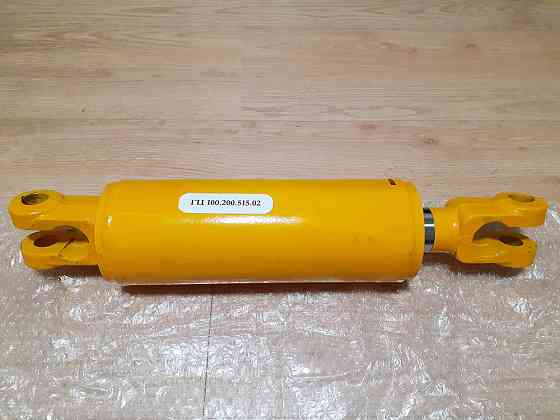 Гидроцилиндр ГЦ 100.50.200.515 с вилками усиленный Краснодар