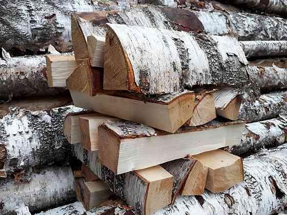 Берёзовые дрова в щёлково фрязино пушкино королёве мытищи Щёлково