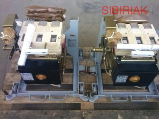 Покупаем выключатели автоматические с электроприводом Новосибирск