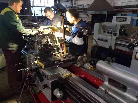 Станок токарный 16к20 в Туле после ремонта. продажа токарных станков после ремонта с гарантией Москва
