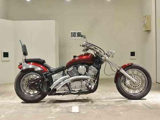 Мотоцикл чеппер Yamaha Dragstar 1100 рама VP10J круизер гв 2000 Москва
