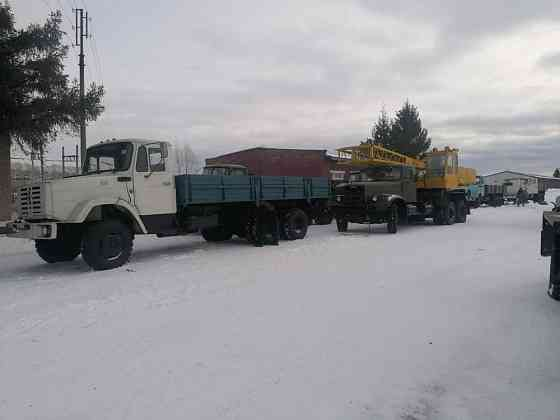 С резерва ЗИЛ 133 Г4 Барнаул