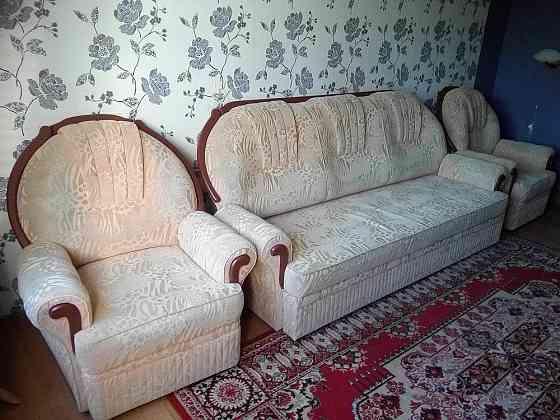 Диван, 2 кресла Волгоград