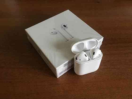 Продам наушники Apple Airpods 2 c беспроводной зарядкой Белорецк