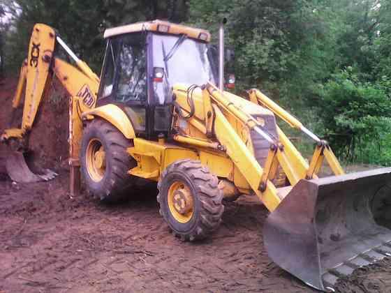 Заказ трактора колесного JCB Сосново