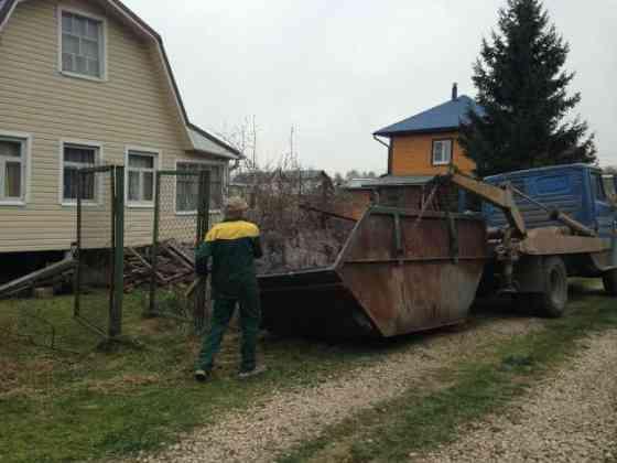 Вынос и вывоз строймусора, старой мебели и др. хлама Пенза