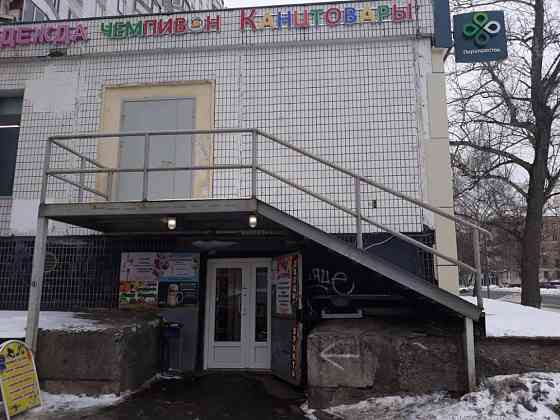 Торговый зал в мини-комплексе Москва