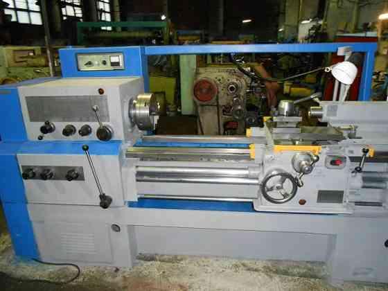 Купить токарный станок 1К62, 1К62Д, 16К20, 16В20, 16К25, 1М63, 1М65 после ремонта с заводскими норма Москва