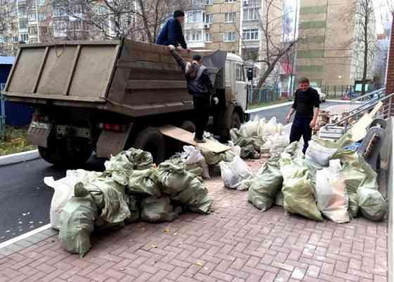 Вывоз мусора Новосибирск