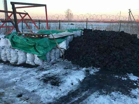 Уголь каменный в мешках по 50 кг Санкт-Петербург