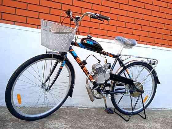 Велосипед с мотором Stels Omega 1E47FA Оболенск