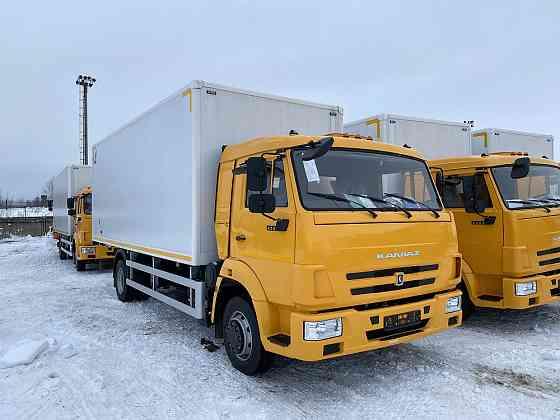 КАМАЗ 4308 фургон изотермический Новый Краснодар
