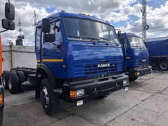 КАМАЗ 53215 шасси Евро-2 Новый Краснодар