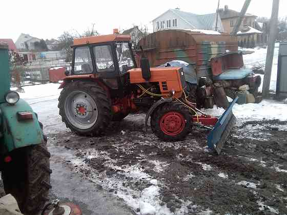 Трактор Брянск