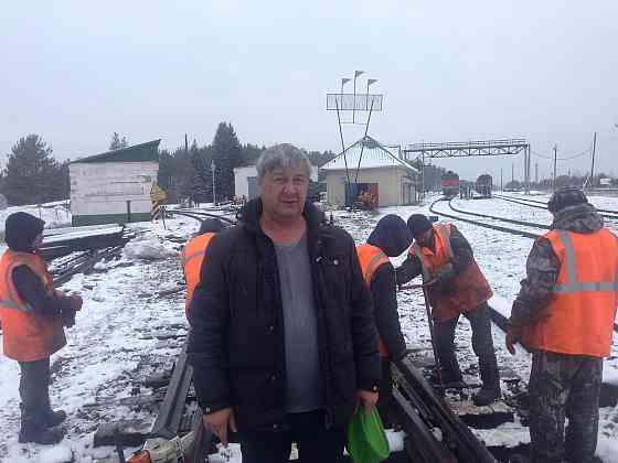 Ремонт путей не общего пользования Красноярск